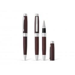metalna hemijska i roler olovka u setu - DEL PONTE