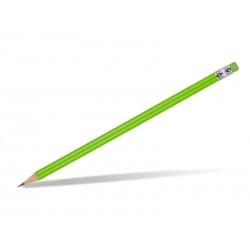 drvena olovka hb sa gumicom - PIGMENT