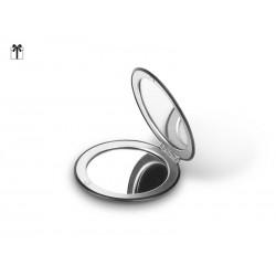 okruglo metalno ogledalce - VOGUE