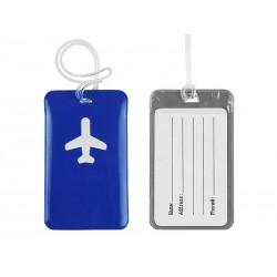 etiketa za putnu torbu - TROTERO