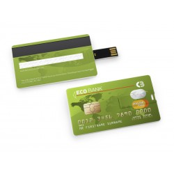 USB Flash memorija - CREDIT CARD
