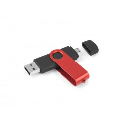 USB Flash memorija 8GB - SMART OTG RED