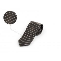 kravata - MARRONE 2
