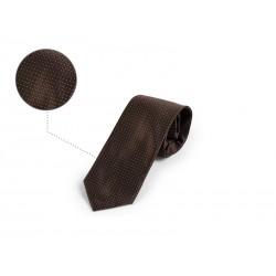 kravata - MARRONE 4
