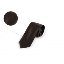 kravata - MARRONE 5