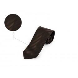 kravata - MARRONE 6