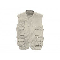 višenamenski prsluk sa džepovima - SHOOTER